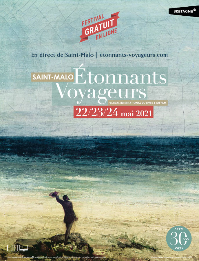 Retour du Festival Étonnants Voyageurs pour sa 30e édition