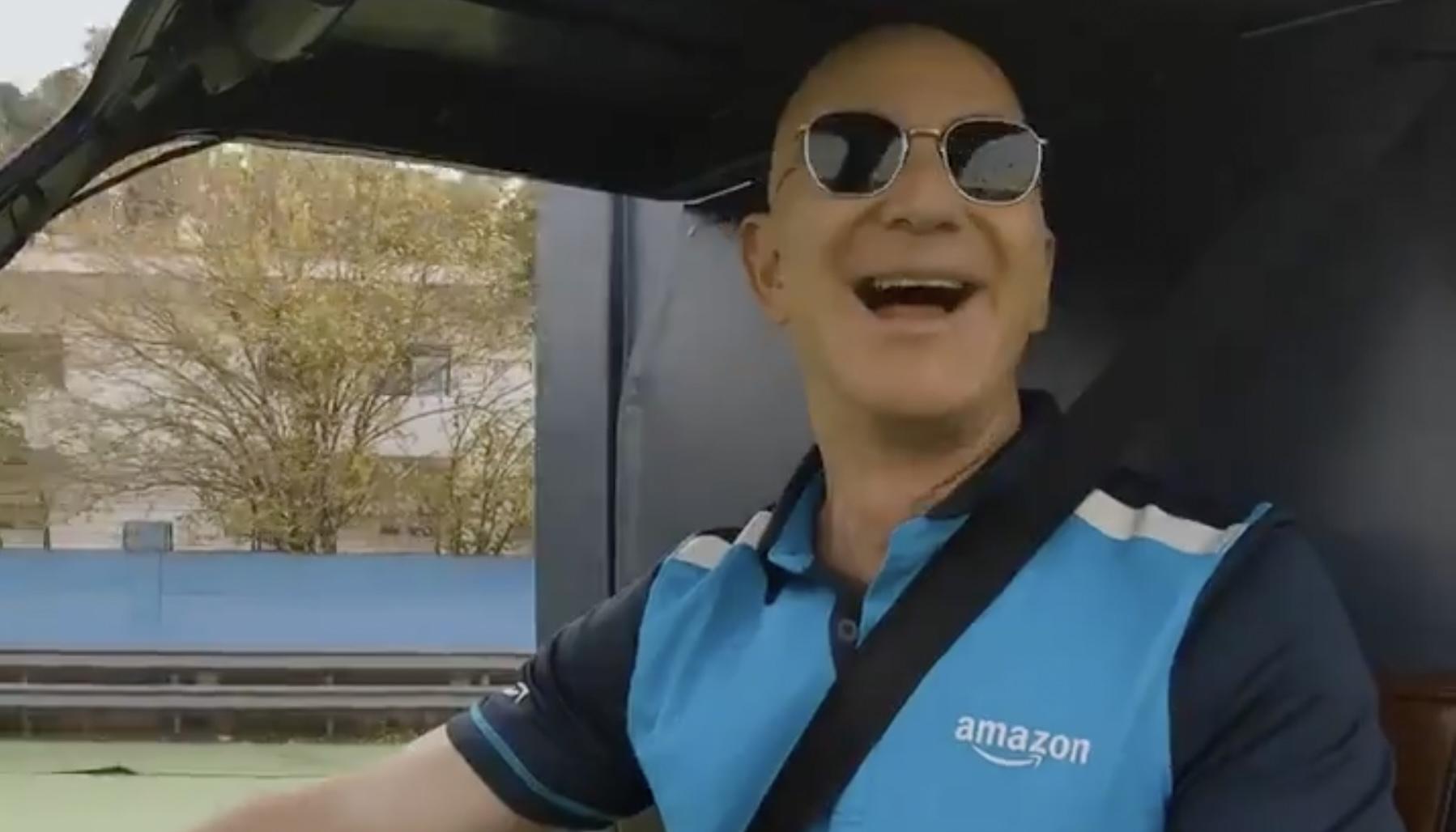 Même Jeff Bezos reconnait qu'Amazon doit mieux traiter ses employés