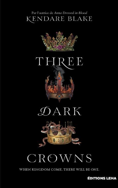 Three Dark Crowns, Kendare Blake imagine le Game of Thrones au féminin