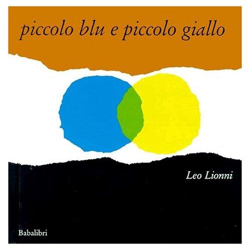 Piccolo blu et piccolo giallo Leo lionni Venise
