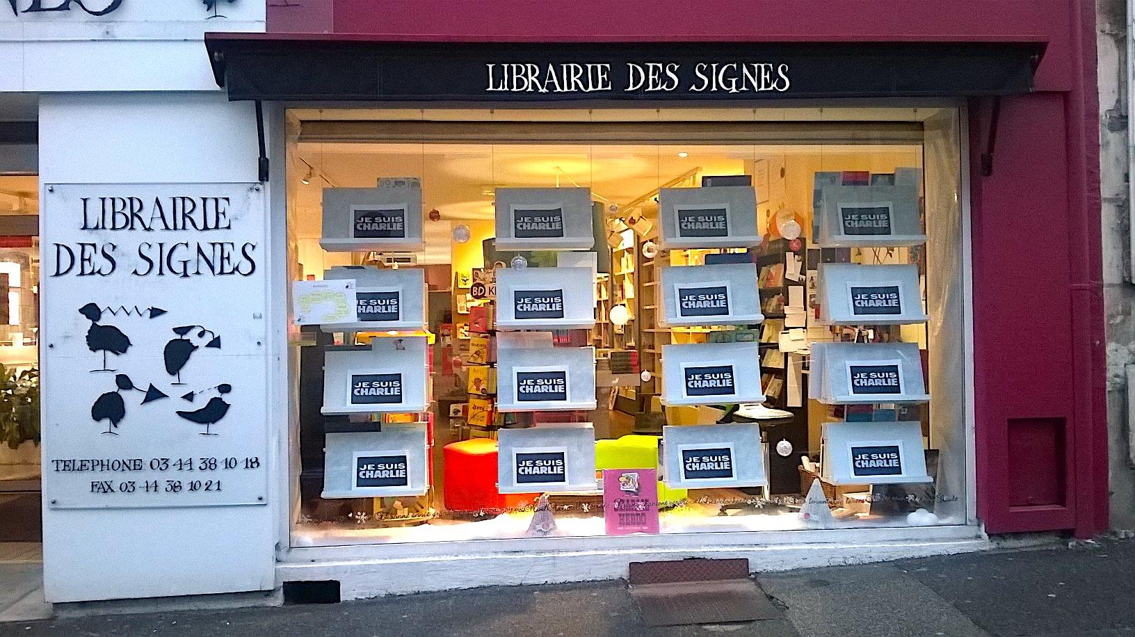 Quitter un poste de libraire à Paris, pour sa propre librairie à Compiègne