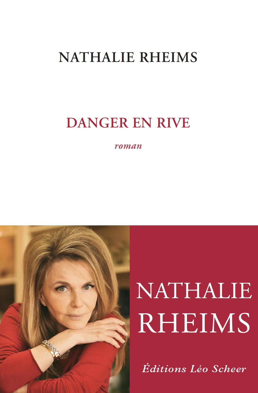 Danger en rive, de Nathalie Rheims : d'une disparition, l'autre