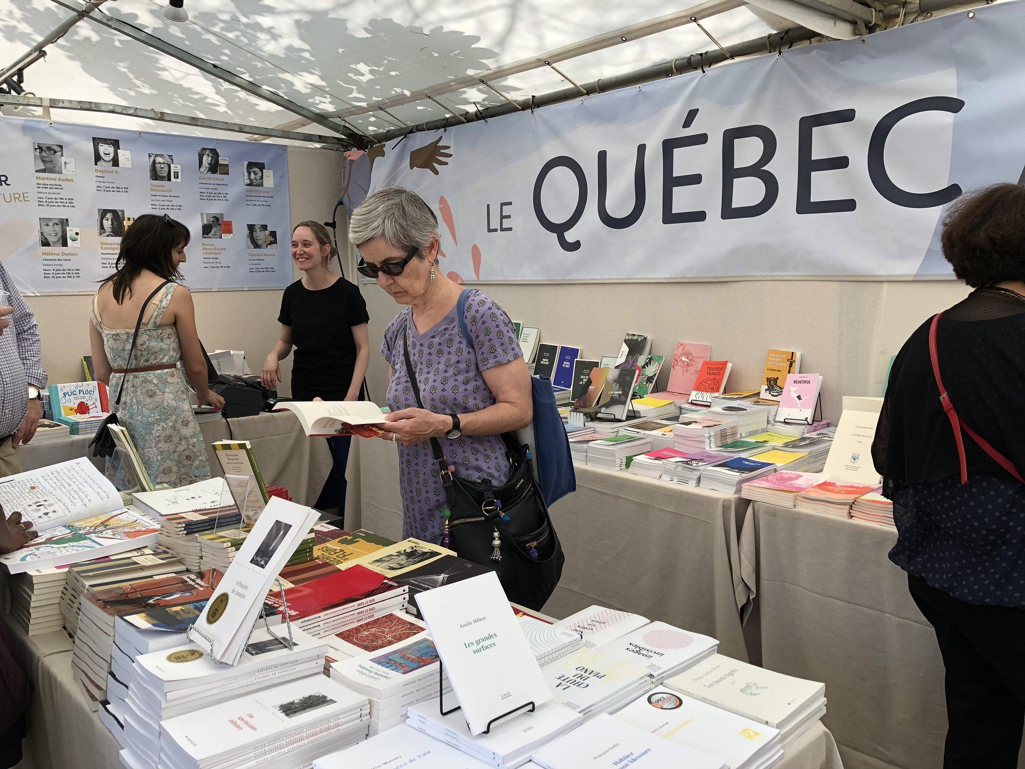 Québec : le devenir des écrivains au coeur des préoccupations