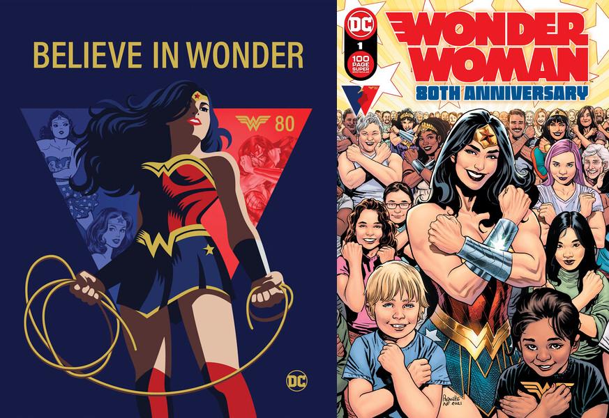 Wonder Woman : l'icône féministe souffle ses 80 bougies